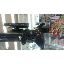 Xbox 360 4g Slim + Sensor Kinect + 15 Jogos