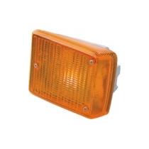 Lanterna Dianteira Pisca Kombi Clipper Le Amarela
