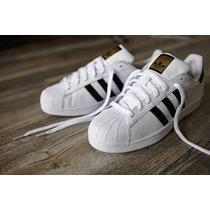 Tênis Adidas Superstar Masculinos E Femininos Lançamento