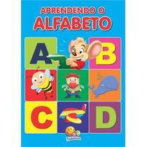 Livro Infantil Aprendendo O Alfabeto