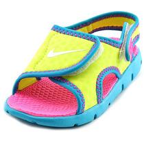 Nike Sunray Ajuste 4 De Tamanho Superior Sintético E Man-ma