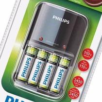 Carregador De Pilhas Universal Philips 110v