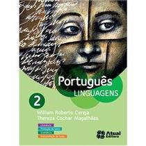 Livro Português Linguagens 2 - Editora Atual- Ens. Médio