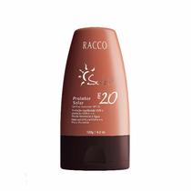 Protetor Solar Fps 20 - Não Oleoso - 120g - Racco Soleil