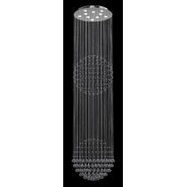 Lustre Cristal Importado Classico Grande Sala G2/40 2mt New