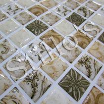 Pastilhas Adesivas Decoradas Placa Resinada Vários Modelos