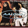 Aaliyah ¿¿ The One I Gave My Heart To / Hot Like Fire 12 comprar usado  Diadema