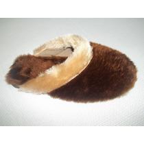 Chinelo Pantufa De Lã Turcatti Masculino Nº 43 Até Nº 50