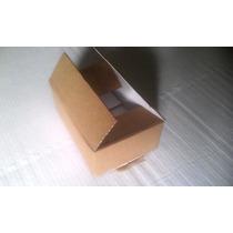 50 Caixas Padrão Correios No Papelão Pardo Tipo Maleta