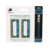 Mem Macbook & Notes 8gb (2x4gb) Ddr3 1066mhz - Macmemory