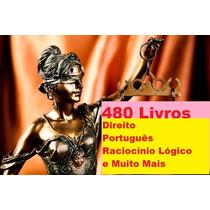 Novo Curso Cpc Video Aulas + 500 Livros Juridicos Concursos