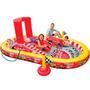 Piscina Inflavel Infantil Playground Intex Disney Carros 2