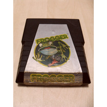 Frogger Atari 2600 Cartucho Fita Jogo Game Dactar Cce