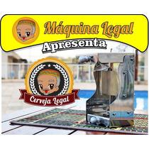 Furador De Latinha Cerveja Na Bundinha Sal E Limão Inox 3em1