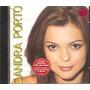 Cd Sandra Porto -inclui Temasnovela Cafe Com Aroma De Mulher