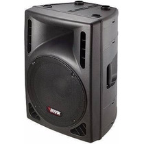 Caixa De Som Amplificada Novik Neo Evo 150a 10 Pol 600 Watts