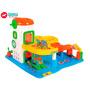 Posto De Lavar Carrinho Car Center Brinquedo Calesita