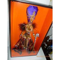 Tribal Beauty Boneca Barbie Gold Label 2013 Rara