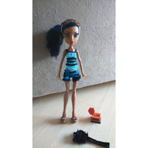 Monster High Robecca Steam Dead Tired