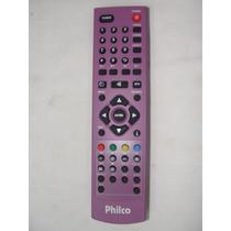 Controle Remoto Tv Philco Ph24mr Led A2 Rosa Original
