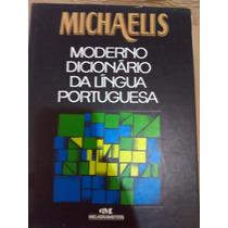 Livro - Moderno Dicionario Da Lingua Portuguesa 2267 Paginas