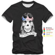 Camisa Rock Gnr Guns N Roses V