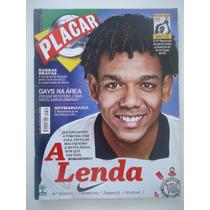 Placar #1382 Ano 2013 Romarinho Corinthians - Com O Fascícul