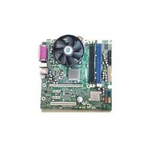 Kit Placa Mãe Msi 775 Ddr2 + Celeron Dual Core E3400