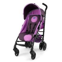Carrinho Bebe Chicco Liteway Purple Roxo