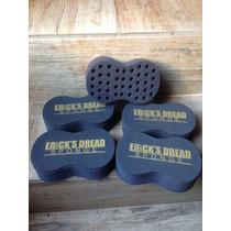 5 Esponjas -twist Sponge - Esponja Afro - Nudred- 5 Unidades