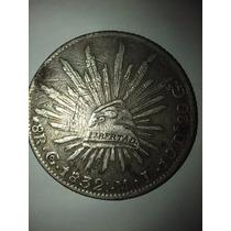Moeda Libertad 8r. 1832 M.j.10 Ds20gs Raríssima