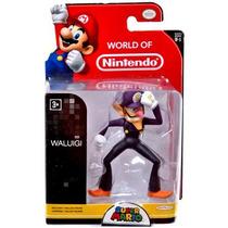 Minifigura World Of Nintendo Super Mario Bros - Waluigi