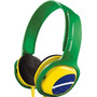 Novo Fone De Ouvido Philips Oneill Cruz Brasil Sho3300bz