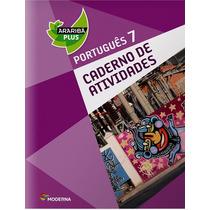 Projeto Araribá Plus Português 7º Ano - Caderno De Ativ
