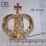 Coroa Santa Arte Sacra - Fino Acabamento - N. Sra De Fátima
