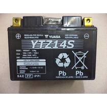 Bateria Yuasa Ytz14s Honda Nt 650 / Cb 1300 Super Four