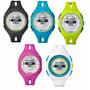 Relógio C/ Gps Timex Run X20 Velocidade E Distância