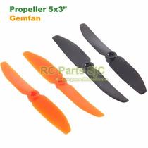 Hélice Blade Propeller 5030 5x3 Drone Gemfan Multirotor