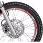 Friso Adesivo Refletivo Roda Tuning M3 Moto Honda Bros 160
