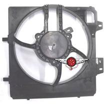 Defletor Radiador Citroen C3 1.4 1.6 C/ar 2008 Em Dainte