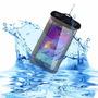 Bolsa Case A Prova Dagua P/ Celular Samsung Iphone Lg