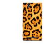 Capa Adesivo Skin575 Verso Sony Xperia T2 D5322
