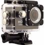 Camera Filmadora Full Hd Sport Cam 1080 Prova Dagua Tela 1.5