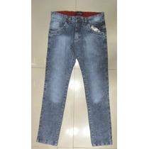 Calça Jeans Masculina Boca Medio - A Pronta Entrega