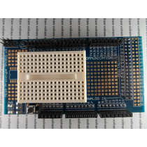 Arduino Placa Expansao Universal Mega Protoshiled V3
