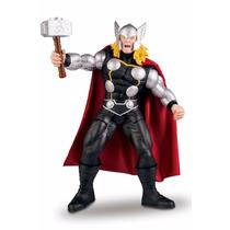 Boneco Thor Premium Gigante Marvel 55 Cm Na Caixa Lacrado