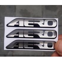Adesivo Aero Resinado 3m Gol Gti 8v/16v