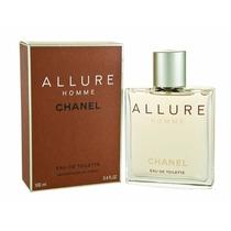Perfume Allure Homme Masculino 100ml Chanel Original Lacrado
