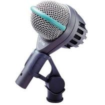 Microfone Para Bumbo Akg D112 (não Beta 52 Beta 91 E602)