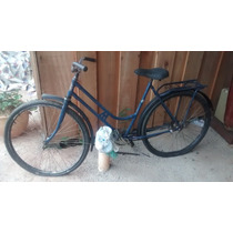 Bicicleta Bike Antiga Monark Feminina Anos 80